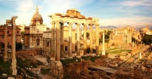 Visite du Forum romain