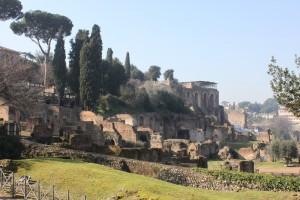 visite du mont Palatin à Rome